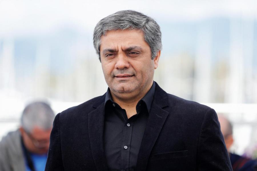 Режиссер Мохаммад Расулоф, чей фильм «Здесь нет зла» получил главный приз 70-го Берлинского кинофестиваля GETTYIMAGES