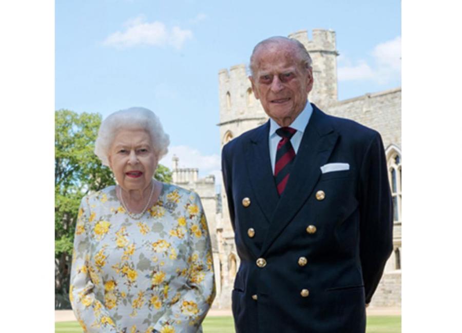 Королева Елизавета II и принц Филипп ФОТО Gettyimages.ru