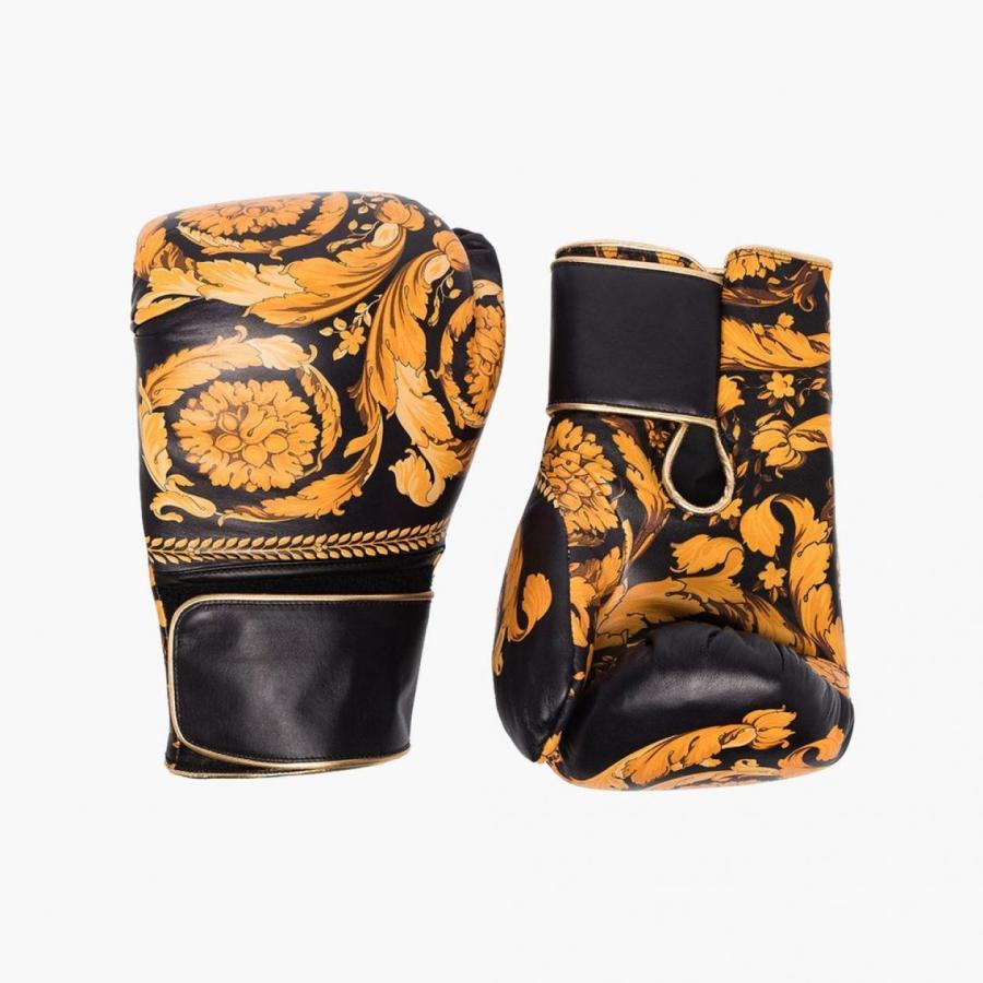 Боксерские перчатки Versace,