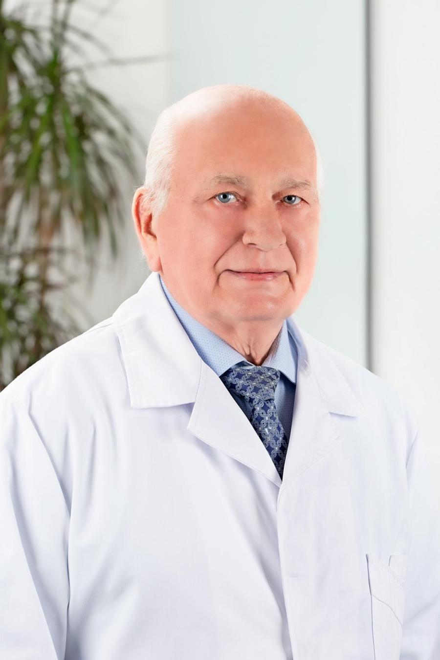 радиолог Сергей Журавлев