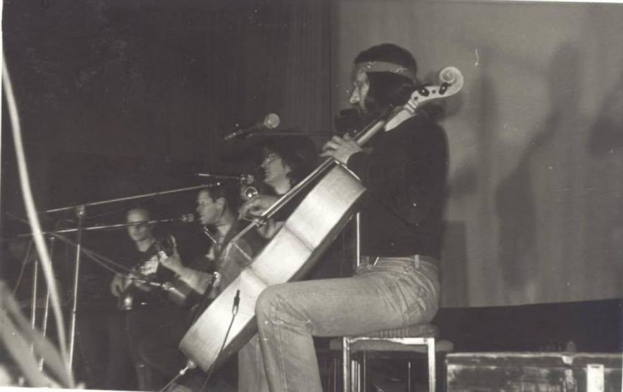Рига, 1985 г. Фото С. Тыщенко.