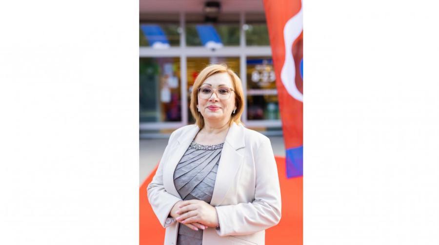 Светлана Сагалович была одной из первых сотрудников торговой сети Maxima Latvija.