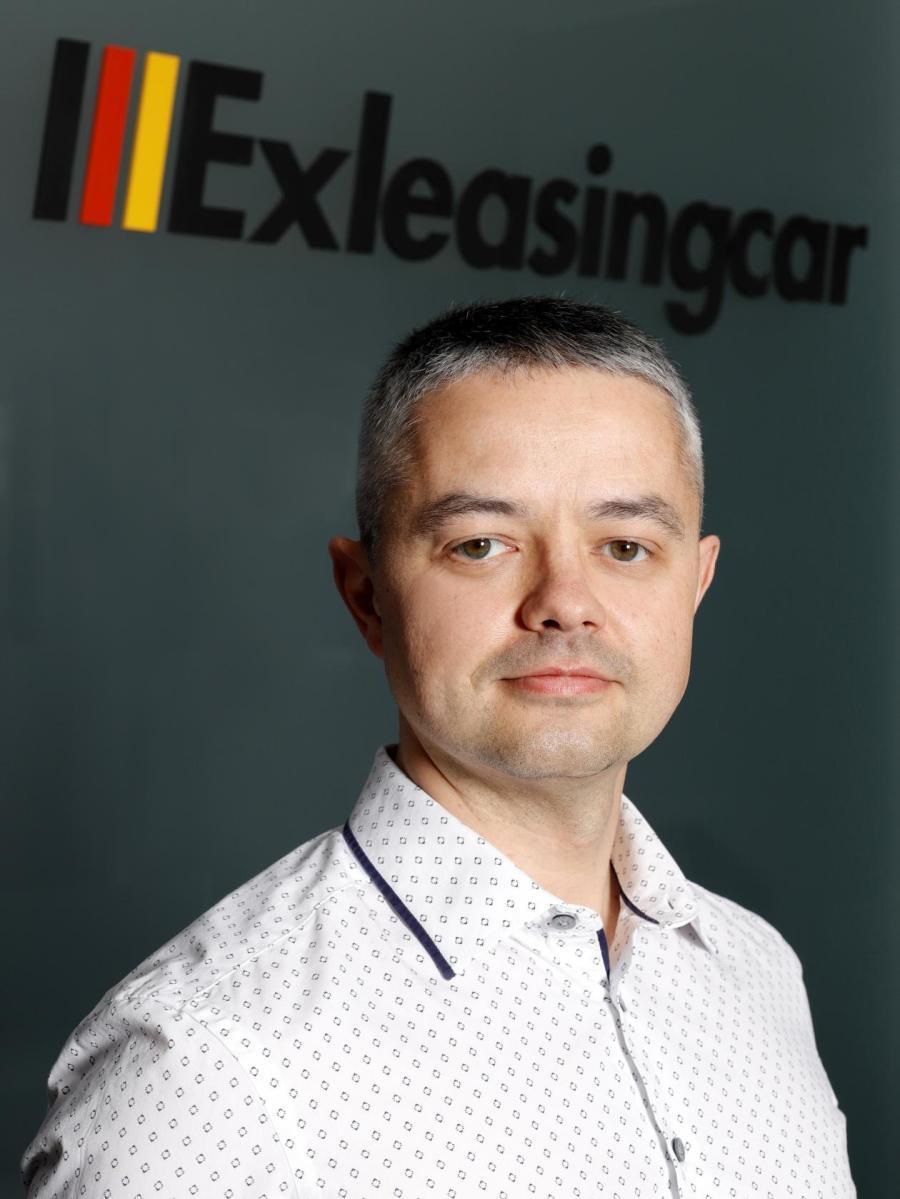 представитель Exleasingcar в Литве Айварас Якулевичюс